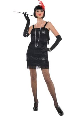 ff5e11b3dd Flapper Costumes - 1920s Flapper Dresses for Women