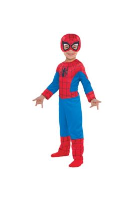 Spiderman Costumes for Kids   Adults - Spiderman Halloween Costumes ... 9e59c9f3a