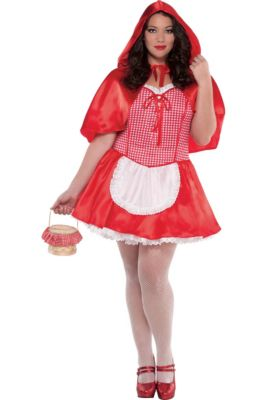 9fbb0f3244 Little Red Riding Hood Costumes for Kids & Adults | Party City Canada