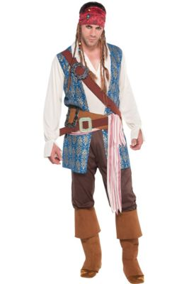 Pirate Costumes For Kids Adults Party City