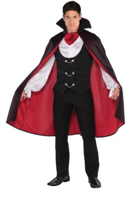 b89f3c71dba Vampire Costumes for Men | Party City