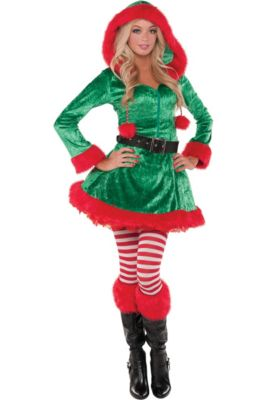 Christmas Elf Costumes Accessories For Kids Adults Party City