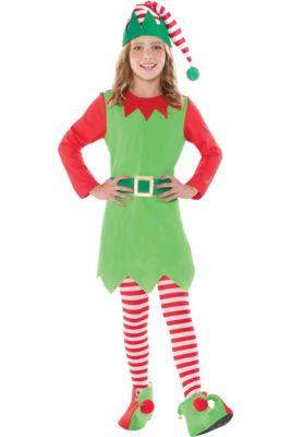 S Elf Costume