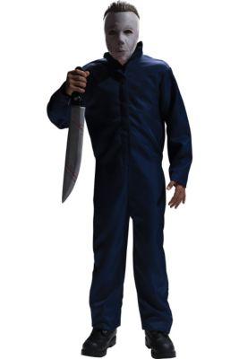 Boys Classic Michael Myers Costume - Halloween