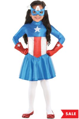 9c9bfc1afa Captain America Costumes for Kids   Adults - Captain America ...