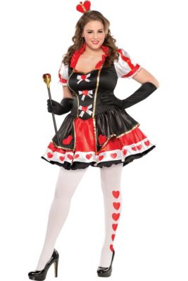 Queen Of Hearts Costumes Party City Canada