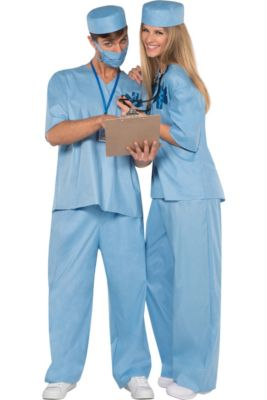 57bfd0ad5f3f4 Doctor Costumes & Sexy Nurse Costumes | Party City