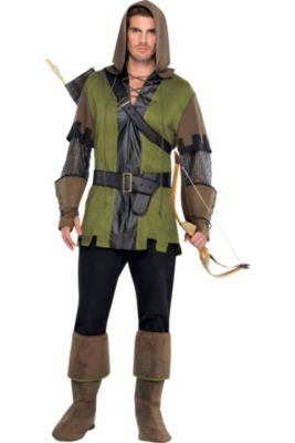 04fec41b4a8 Robin Hood Costume Adult - Prince of Thieves