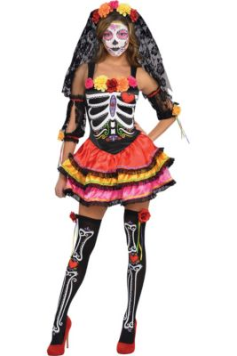 Womens Horror Gothic Costumes Party City