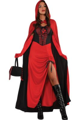 Little Red Riding Hood Costumes for Kids   Adults  12a8bee770