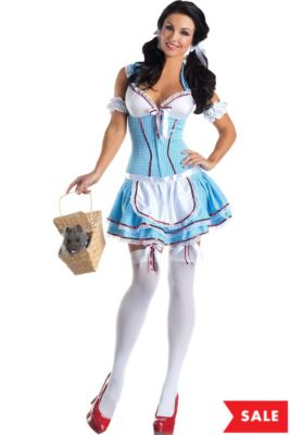 0e7ae4b083e1 Sexy Halloween Costumes for Women - Sexy Costumes Ideas   Party City