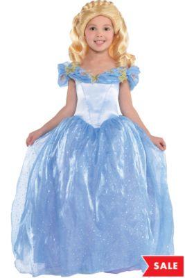 da5b8636481d Toddler Girls Disney Princess Costumes