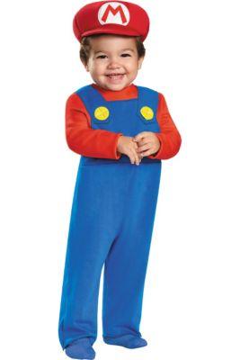 baby mario costume super mario brothers