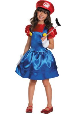 Super Mario Costumes Super Mario Brothers Costumes For Kids