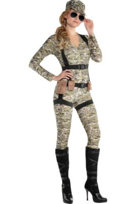 a037f5de Army, Navy, Air Force & Other Military Costumes | Party City