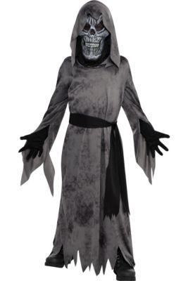 boys ghastly ghoul costume