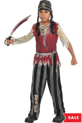 Pirate costumes for kids adults party city boys corpse pirate costume solutioingenieria Choice Image