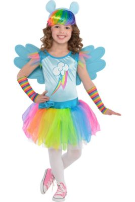 36aabf19f9bb3 My Little Pony Costumes - My Little Pony Halloween Costume | Party ...