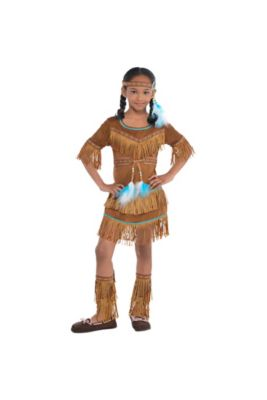 6d6877f308e Toddler Girls Dream Catcher Cutie Native American Costume
