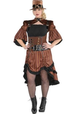 Steampunk Costumes | Party City Canada
