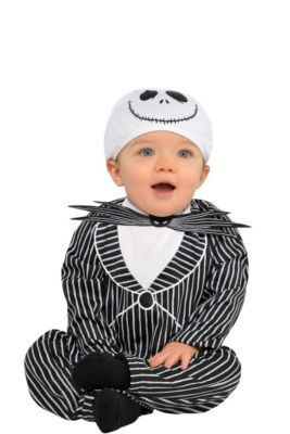 b7d51fc4630d1 Baby Jack Skellington Costume - The Nightmare Before Christmas