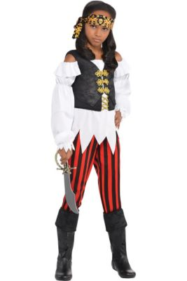 7285a3067ac67 Pirate Costumes for Kids & Adults | Party City