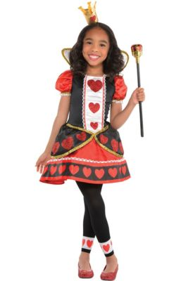 Queen Of Hearts Costumes Party City