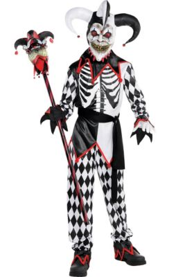 Boys Horror Costumes - Scary Halloween Costumes for kids  33bde0a77be7