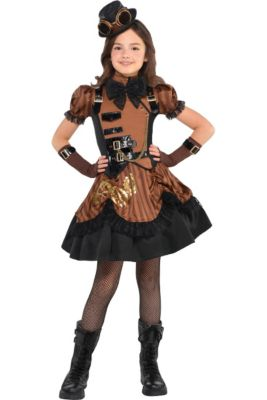 Steampunk Costumes Party City