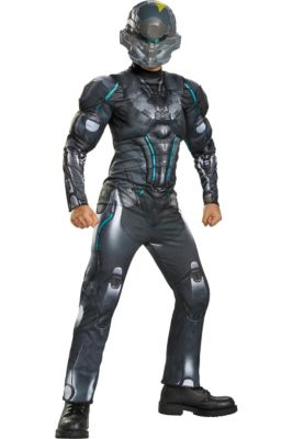 boys halo spartan locke muscle costume halo
