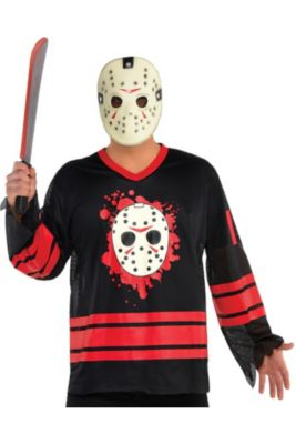 Adult Jason Voorhees Accessory Kit - Friday the 13th