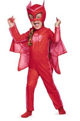 Toddler Girls Owlette Costume - PJ Masks