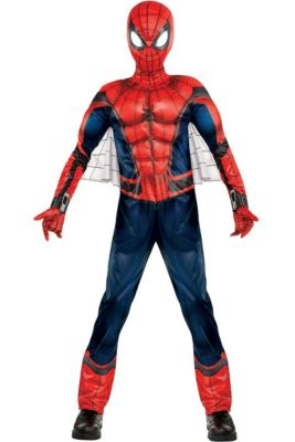5cdbfecd324 Spiderman Costumes for Kids   Adults - Spiderman Halloween Costumes ...