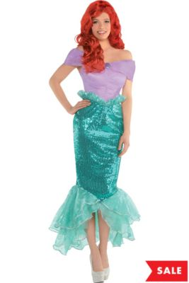 dc505fc21313 Disney Costumes for Women - Adult Disney Costumes | Party City