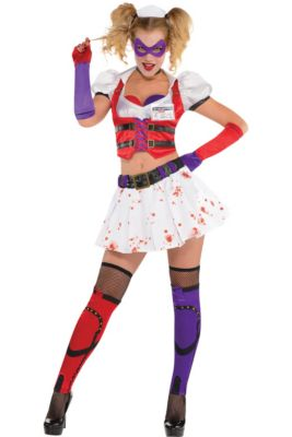 Harley Quinn Costumes - Harley Quinn Halloween Costumes | Party City