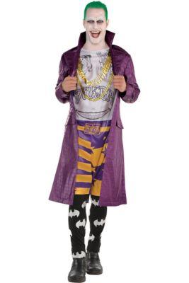 2f33c72b1 Suicide Squad Costume Accessories - Harley Quinn & Joker Costumes ...