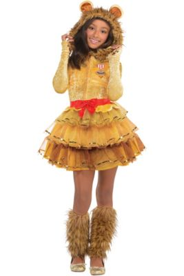 Image result for girl lion costume