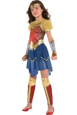 girls wonder woman costume wonder woman movie
