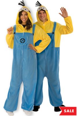 adult minion costume despicable me