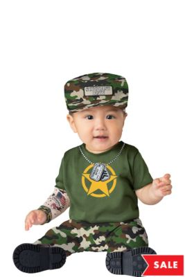 233df7e44e38d Army, Navy, Air Force & Other Military Costumes | Party City