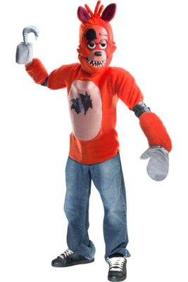boys foxy costume five nights at freddys
