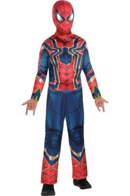 1dd01246 Spider-Man Costumes for Kids & Adults - Spider-Man Halloween ...