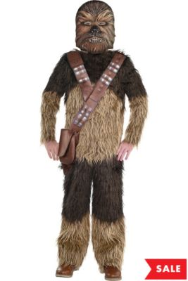 Boys Chewbacca Costume - Solo  A Star Wars Story a6500ef20