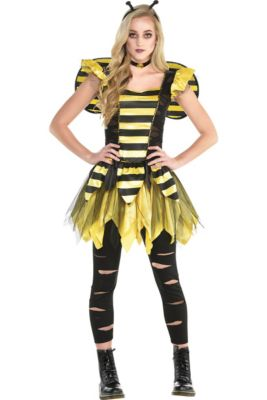 womens zom bee costume