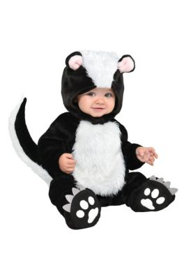 Baby Little Stinker Skunk Costume