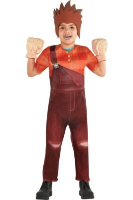 boys ralph costume wreck it ralph 2