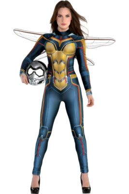 womens wasp costume ant man and the wasp