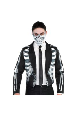 142ecbffb7c Skeleton Costumes for Kids   Adults - Skeleton Halloween Costumes ...