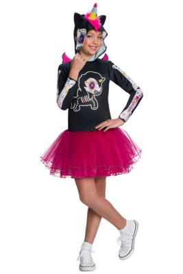 girls caramelo unicorno costume tokidoki
