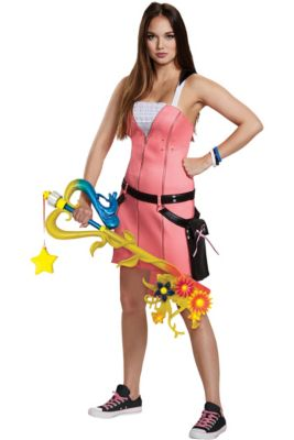 womens kairi costume deluxe kingdom hearts